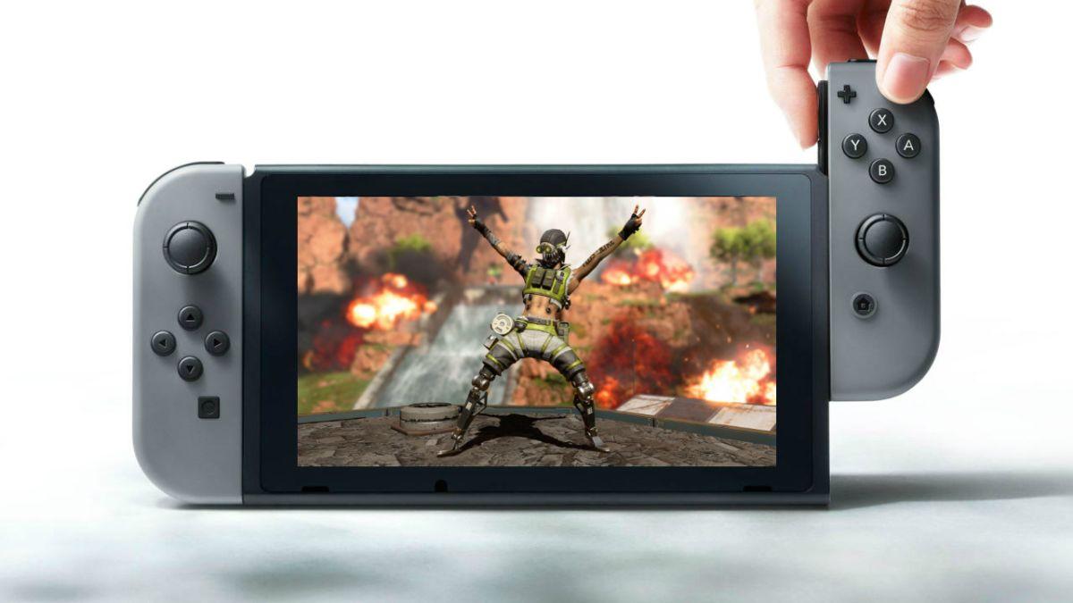 Apex Legends pro Nintendo Switch nakonec dorazí příští rok