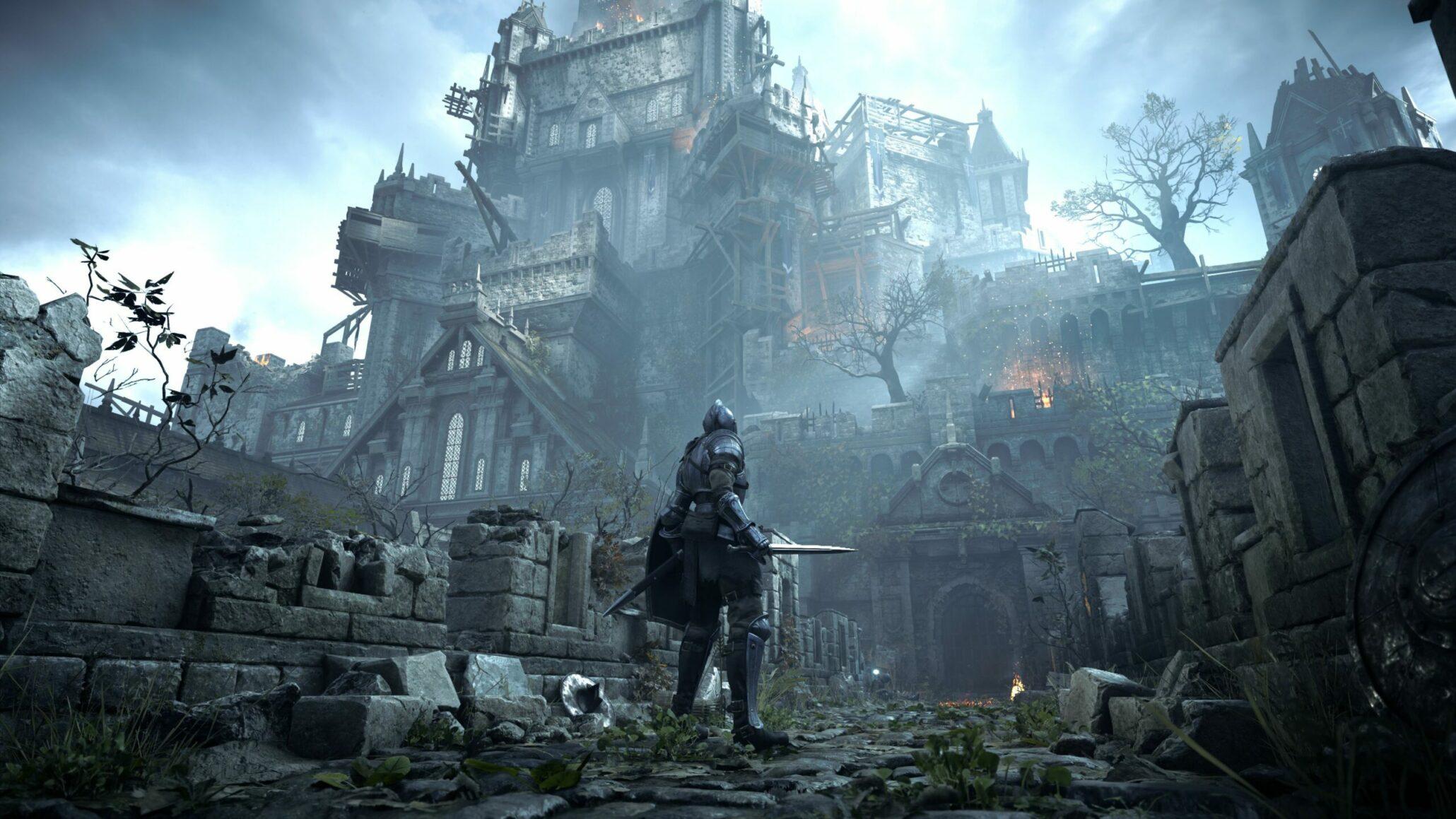 Demon's Souls se ukazuje v gameplay videu. Víme, jak na PS5 poběží