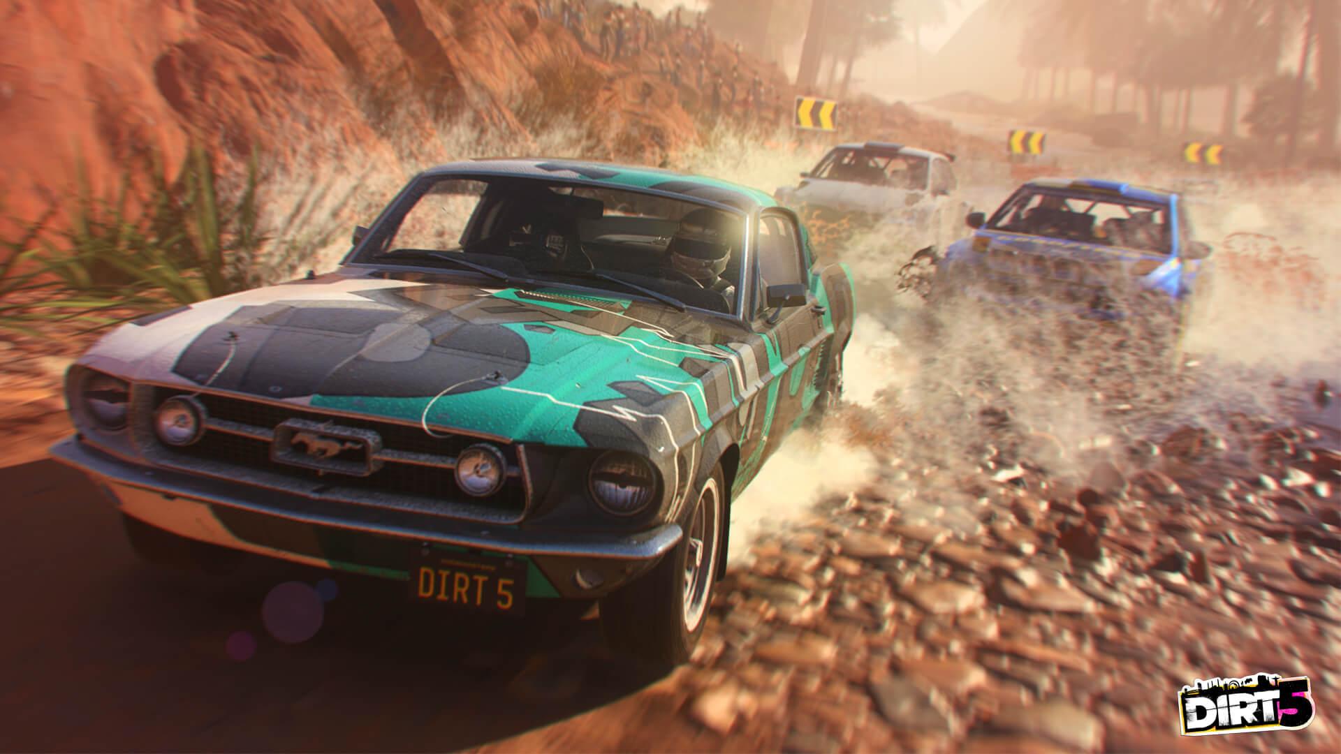 Světové herní weby si vyzkoušely DiRT 5 na Xbox Series X, podívejte se na gameplay záběry