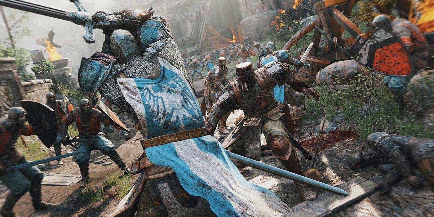 For Honor zamíří na konzole Xbox Series a Playstation 5