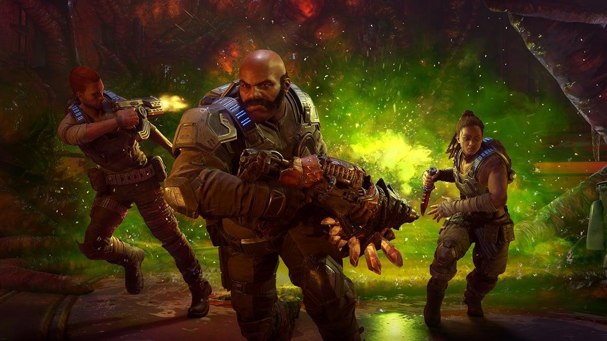 Gears 5 dostane příběhové rozšíření  Hivebusters + známe vylepšení pro Xbox Series X