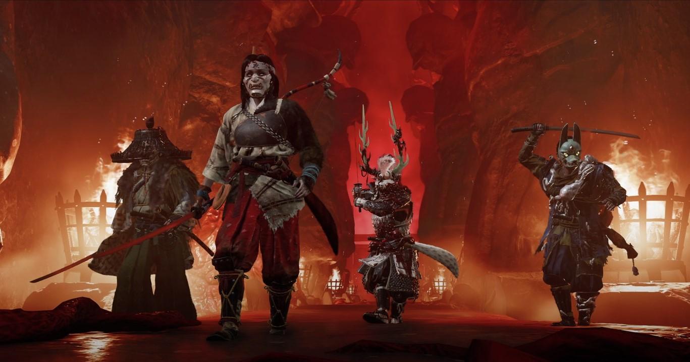 Ghost of Tsushima: Legends dostává datum vydání a nový trailer