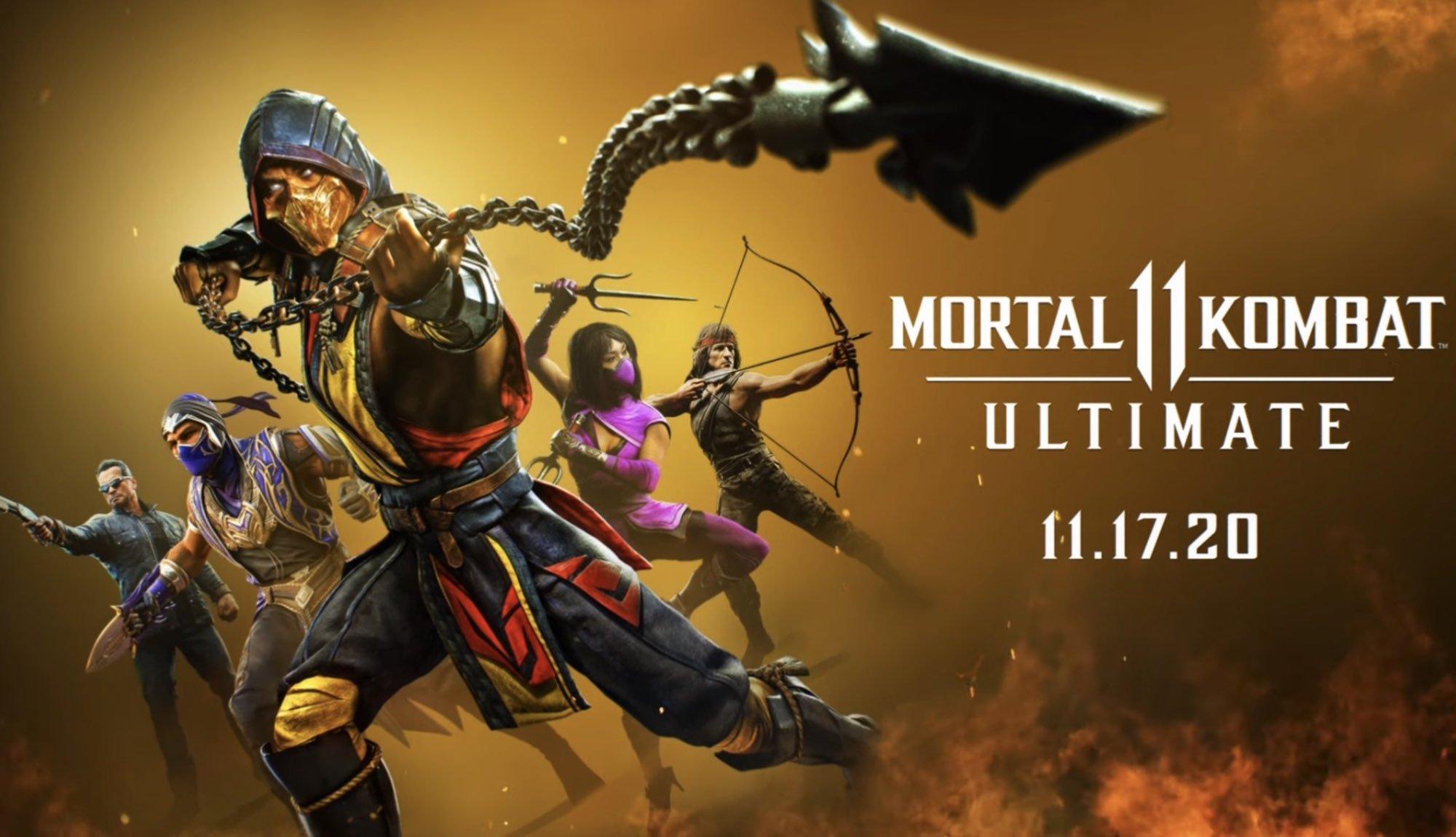 NetherRealm oznámilo Mortal Kombat 11 Ultimate, včetně verzí pro next-gen konzole