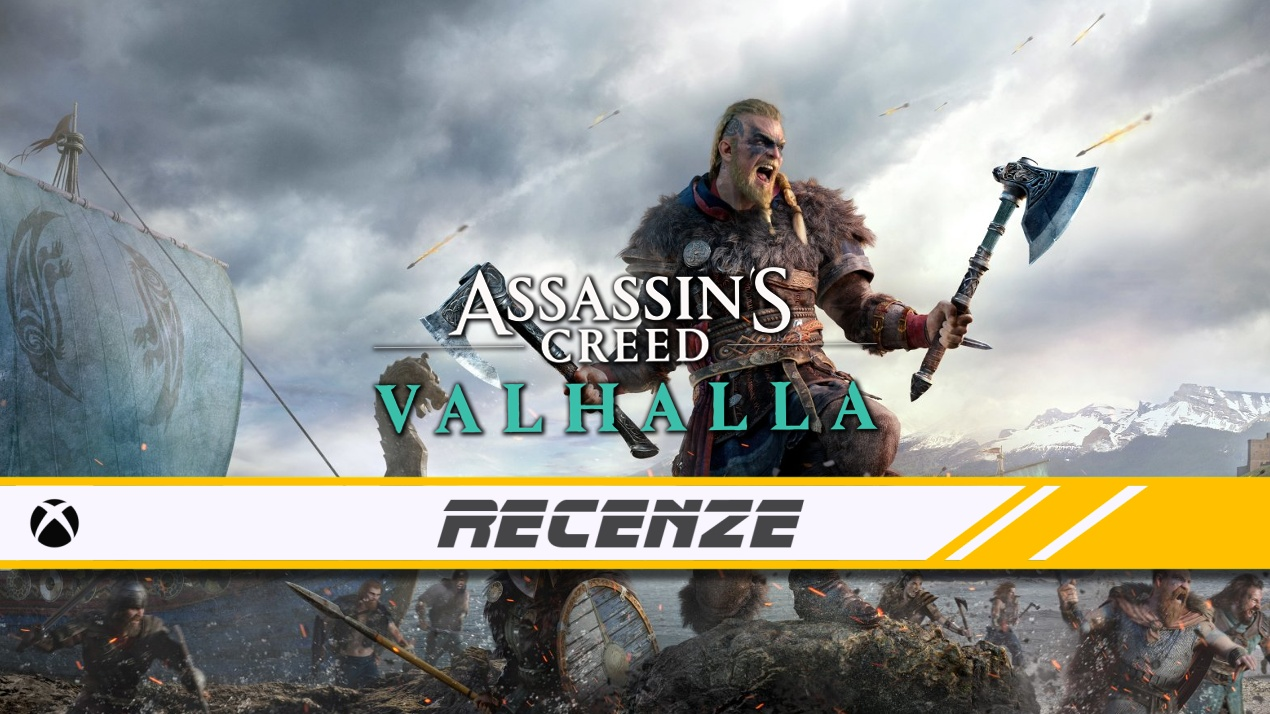 Assassin's Creed: Valhalla – Recenze
