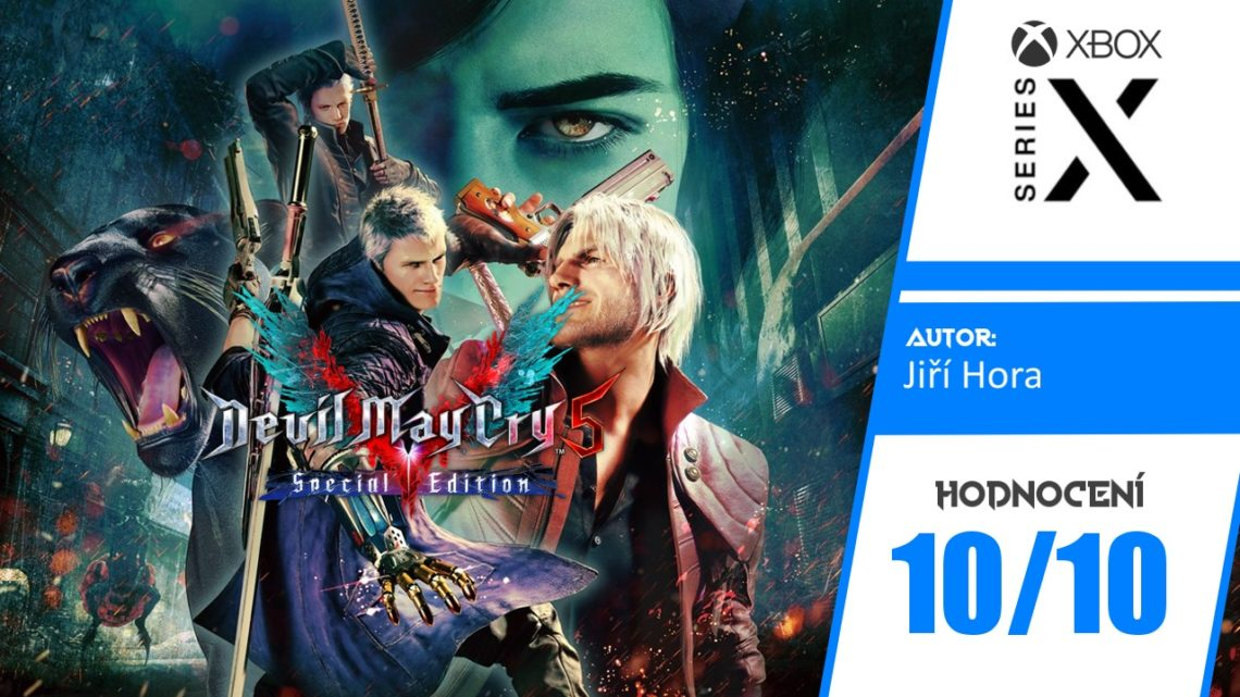 Devil May Cry 5: Special Edition – Recenze