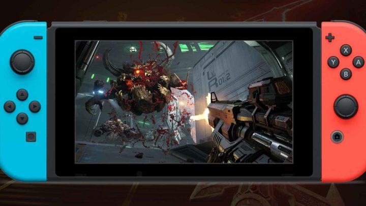 DOOM Eternal zavítá na Nintendo Switch už příští týden