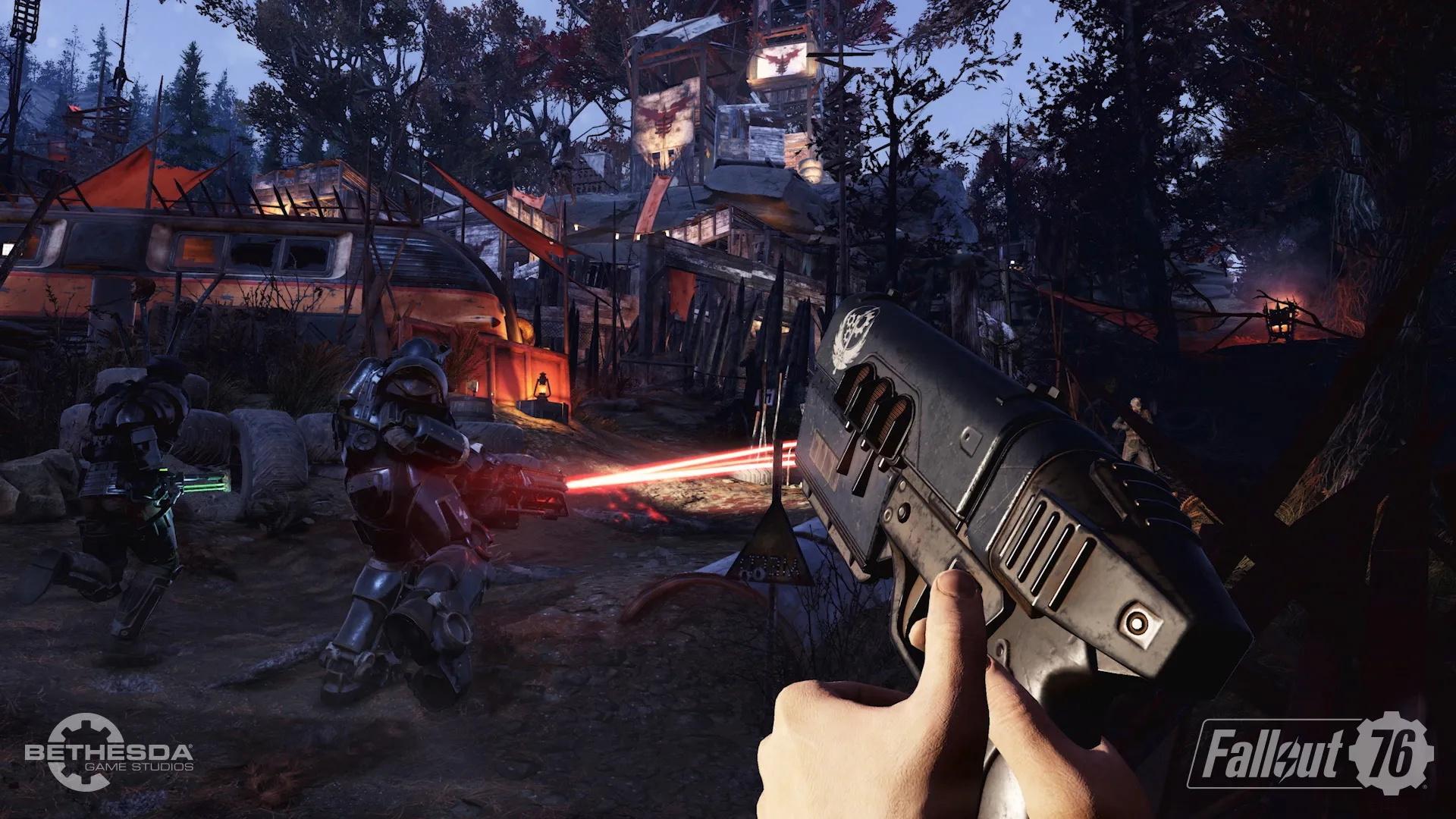 Fallout 76 se dočká s rozšířením Steel Dawn dalších vylepšení