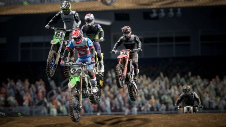 Oznámeno Monster Energy Supercross 4