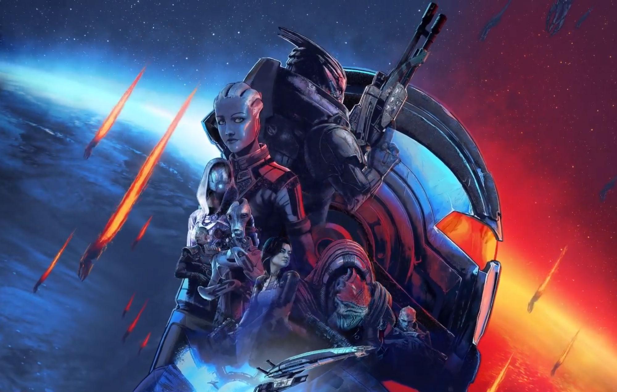 Mass Effect: Legendary Edition oficiálně oznámeno