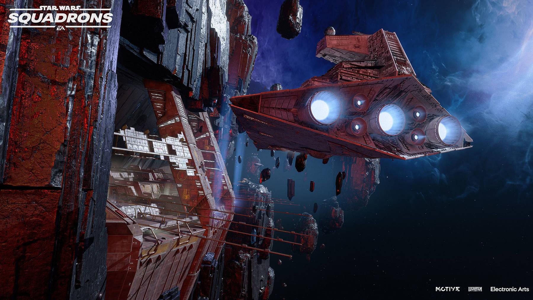 EA Motive představili nový obsah pro Star Wars: Squadrons