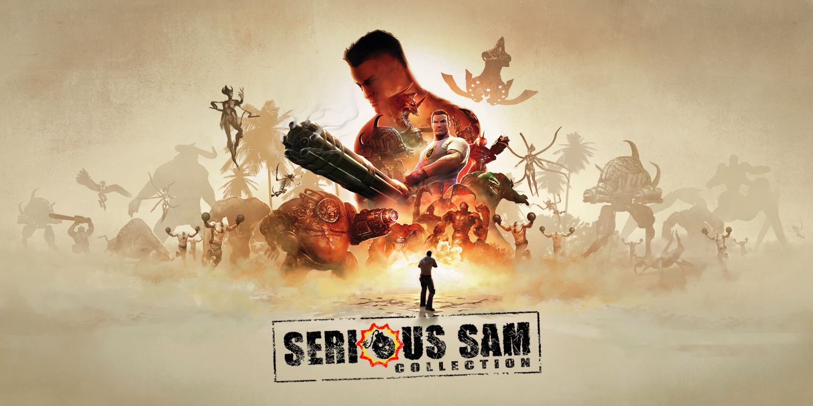 Serious Sam Collection se příští týden podívá na Nintendo Switch