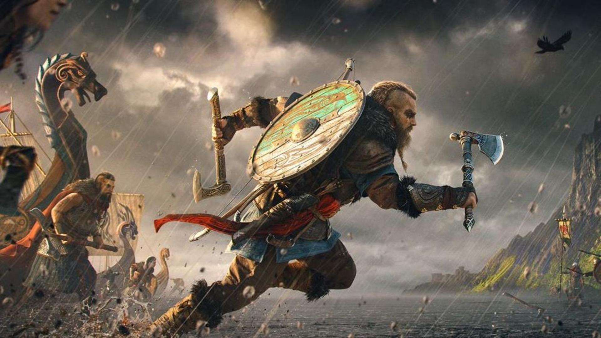 Assassin's Creed: Valhalla v 9 minutách z Xbox Series X, naše recenze už v pondělí
