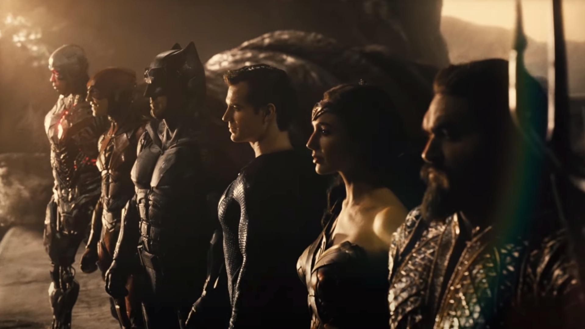 Do Zack Snyder's Justice League míří Martian Manhunter a další
