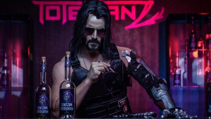 Blíže představena postava Johna Silverhanda ze hry Cyberpunk 2077