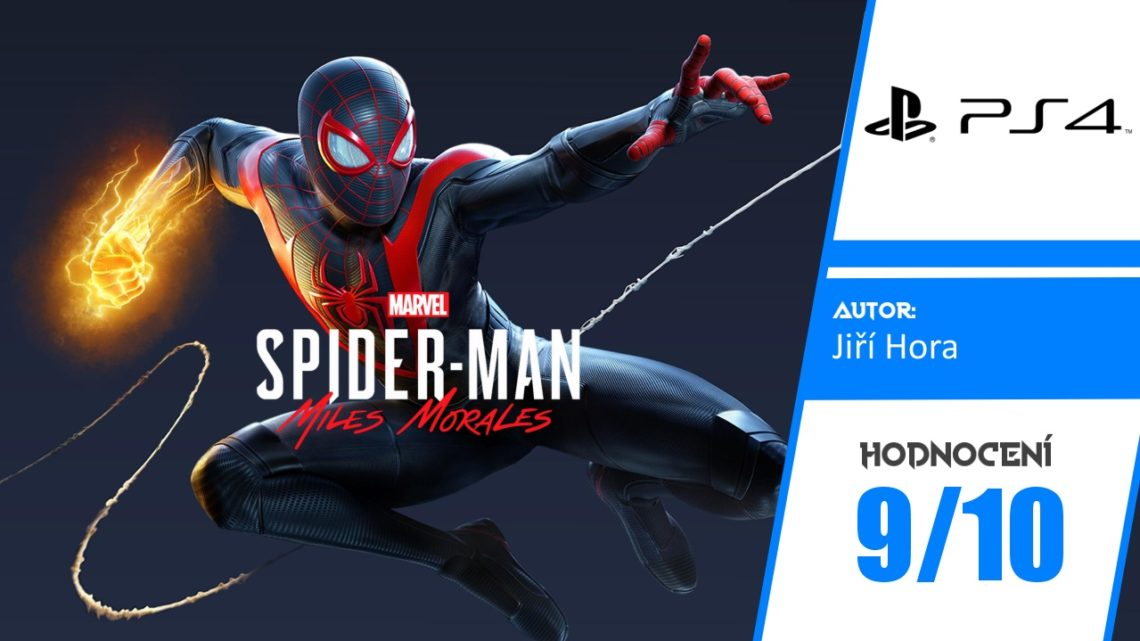 Marvel's Spider-man: Miles Morales – Recenze