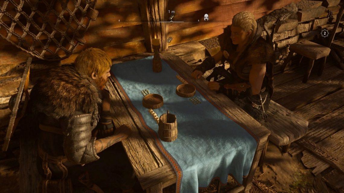 Stolní hra Orlog ze hry Asasssin's Creed: Valhalla se dočká fyzické podoby