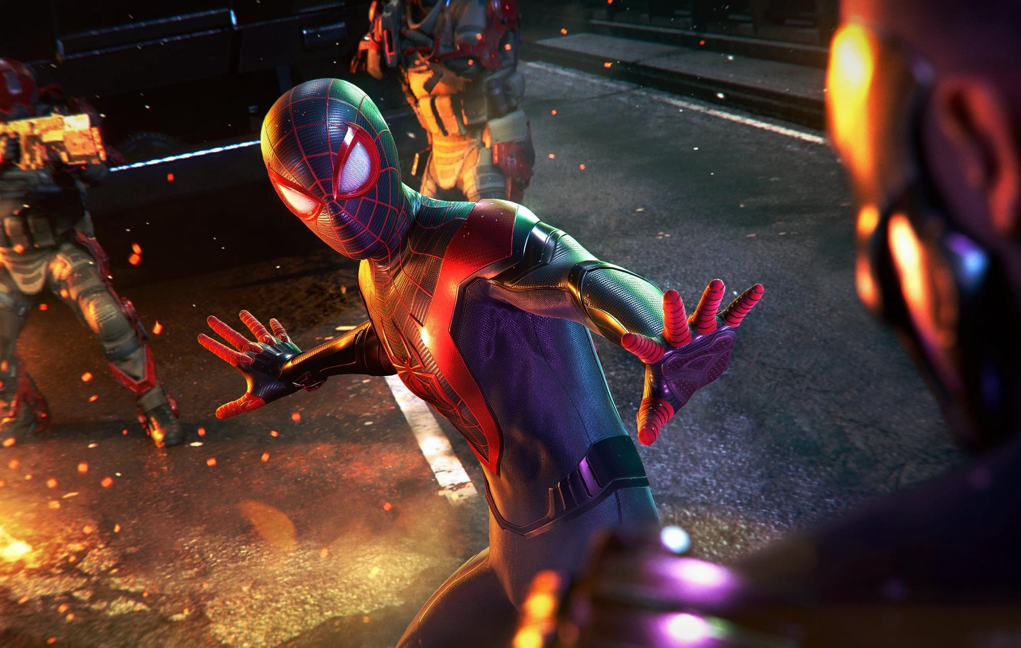Marvel's Spider-Man: Miles Morales dostal launch trailer