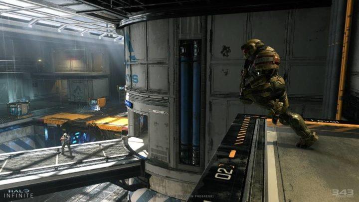 Halo Infinite vyjde na podzim 2021 + nové screenshoty