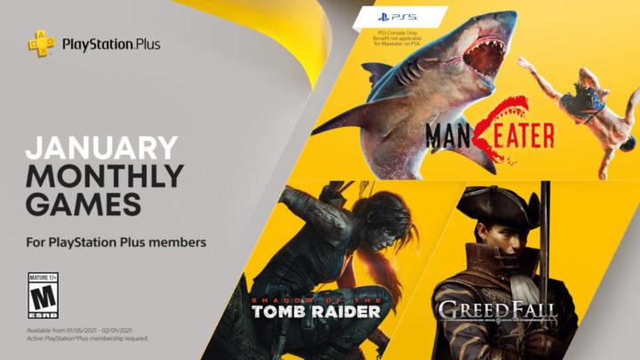 Sony představila silnou nabídku PS Plus na leden (2021)