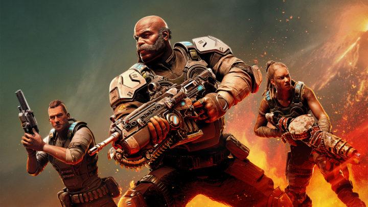 Příběhové rozšíření Hivebusters pro Gears 5 má datum vydání