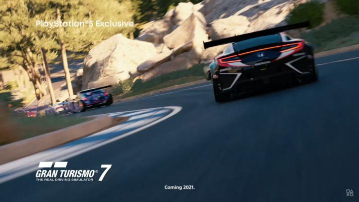 Gran Turismo 7 vyjde pouze na Playstation 5