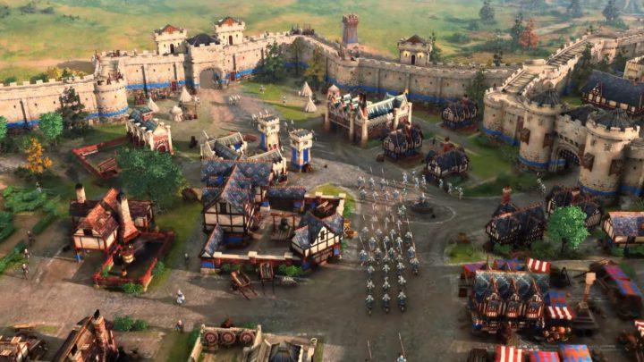 Age of Empires IV je již v hratelné formě