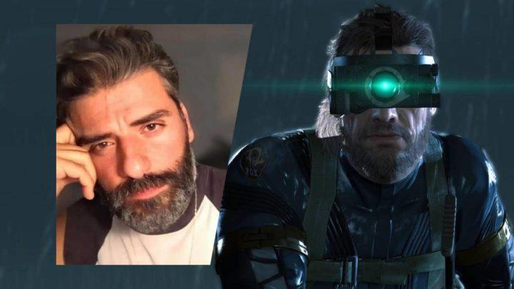 Oscar Isaac má dostat hlavní roli ve filmu Metal Gear Solid