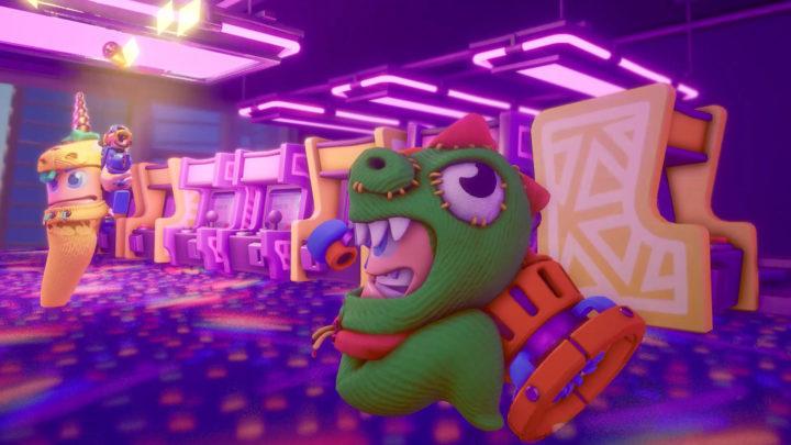 Vyšlo Worms Rumble, sledujte launch trailer