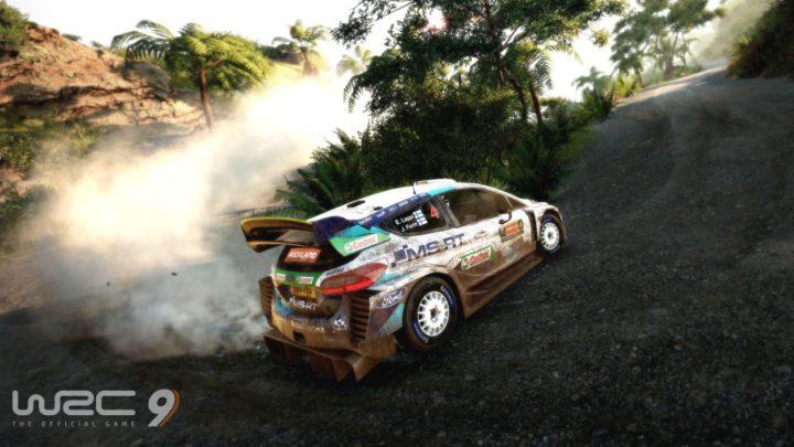 WRC 9 představuje svůj prosincový update
