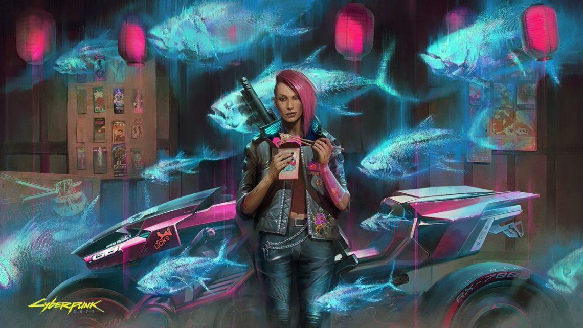 Cyberpunk 2077 dostává launch trailer