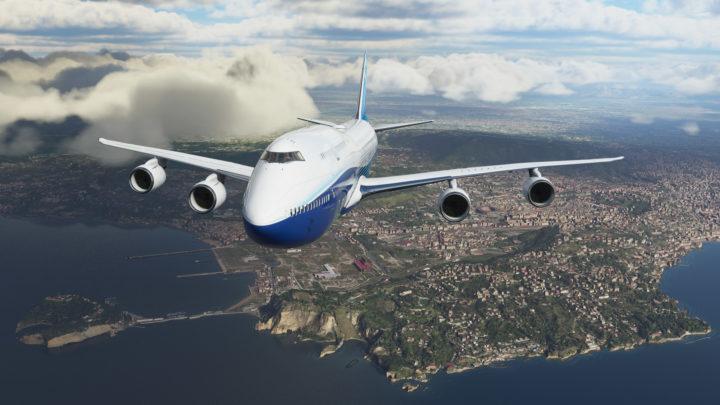 Xbox Series verze Microsoft Flight Simulatoru vyjde v létě 2021