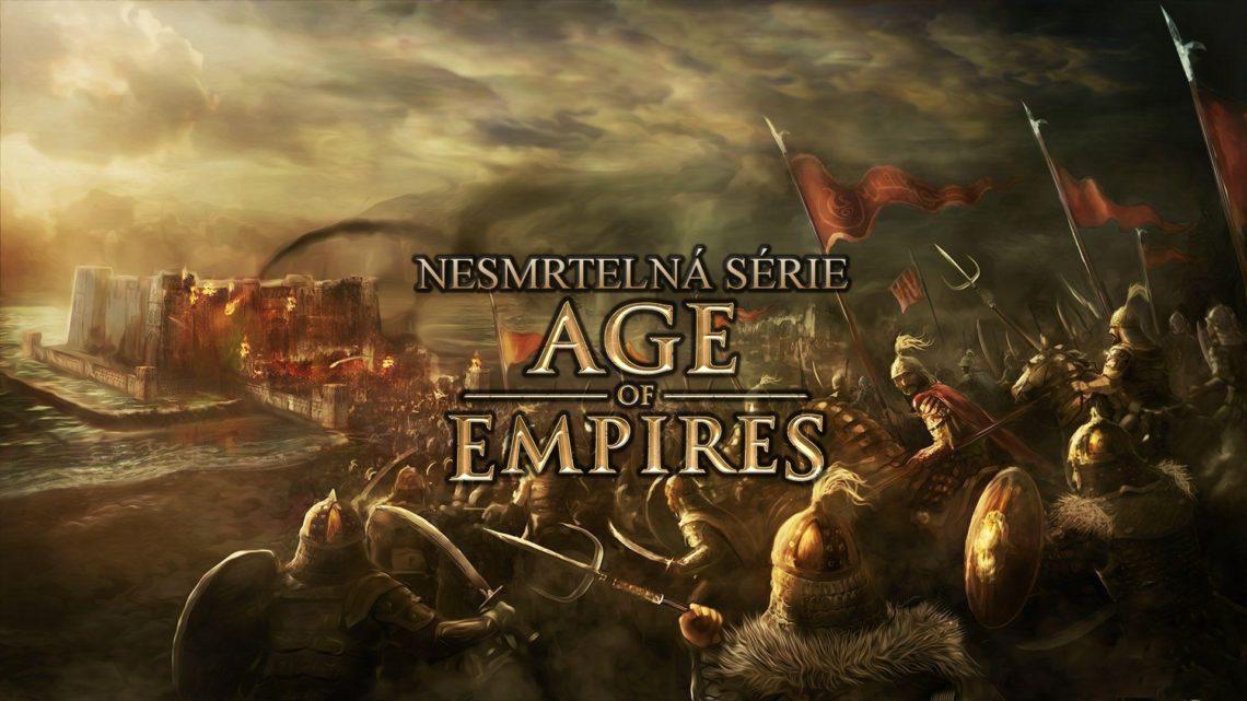 Téma: Nesmrtelná série Age of Empires