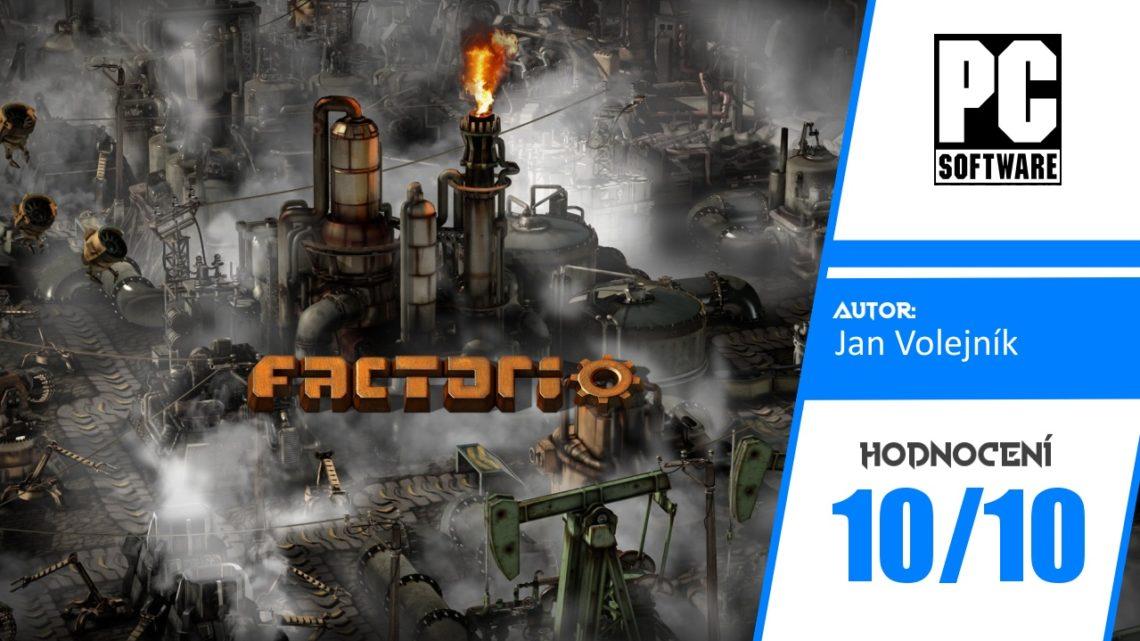 Factorio – Recenze