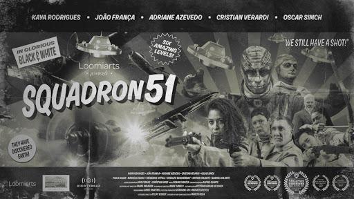 Oznámena klasická shoot'em up akce Squadron 51
