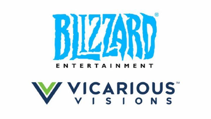 Studio Vicarious Visions se stává součástí Activision Blizzard