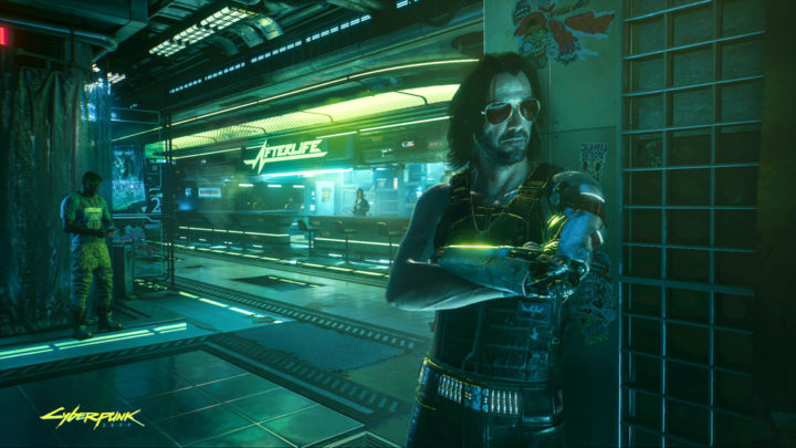 Nastíněn jízdní řád oprav, DLC a next-gen updatu hry Cyberpunk 2077