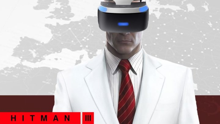HITMAN III se ukazuje v záběrech z VR režimu