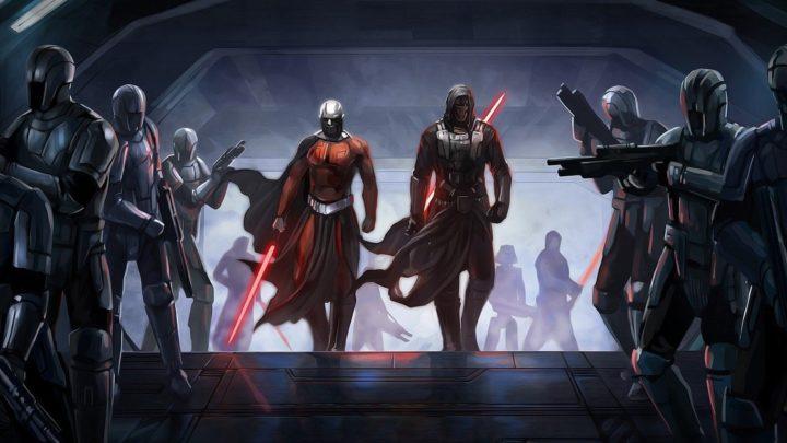 Ve vývoji má údajně být nové Star Wars: Knights of the Old Republic