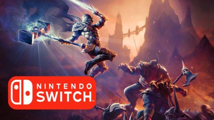 Kingdoms of Amalur: Re-Reckoning se už v březnu dočká Switch verze