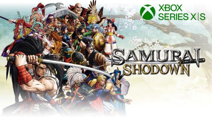 Bojovka Samurai Shodown vyjde pro Xbox Series v březnu
