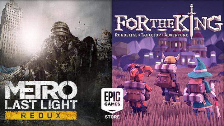 Epic Games Store nabídne zdarma strategii a Arťoma v Metru