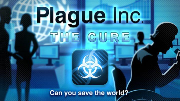 Znovu se postavíme pandemii, DLC do Plague Inc, The Cure vychází a je zdarma
