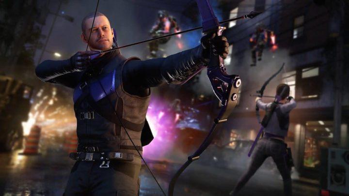 Marvel's Avengers má datum vydání pro next-gen verze a DLC Hawkeye