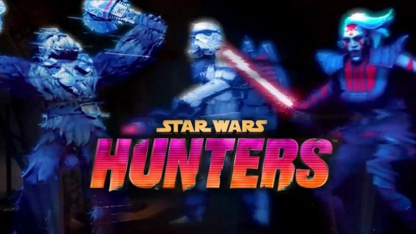 Oznámena hra Star Wars: Hunters pro Nintendo Switch a mobilní zařízení