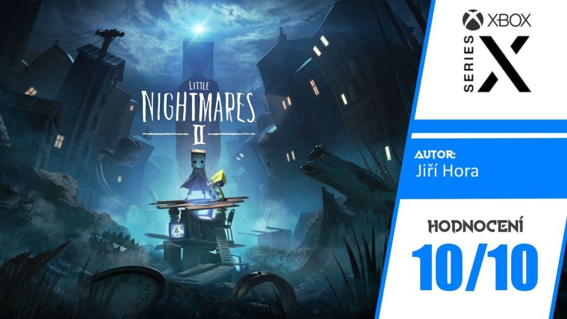 Little Nightmares II – Recenze