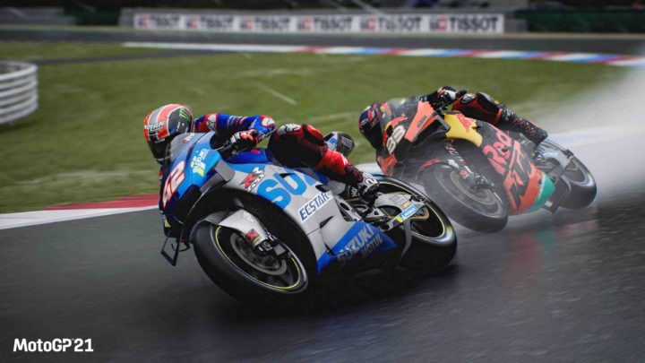 Oznámena hra MotoGP 21