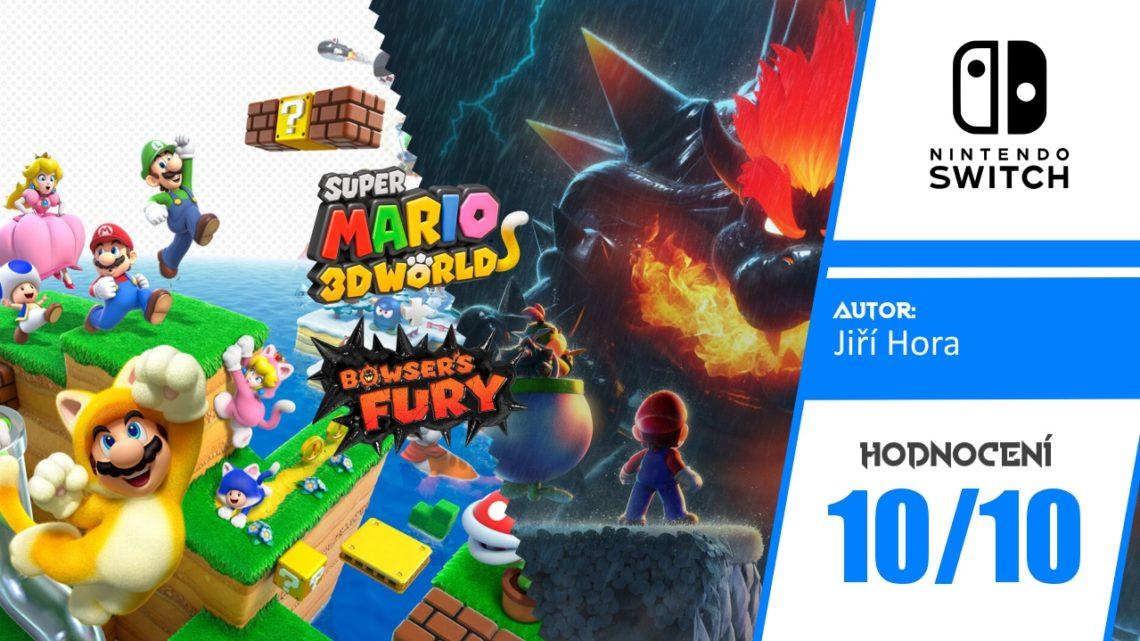 Super Mario 3D World + Bowser's Fury – Recenze
