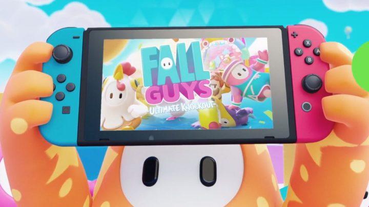 Populární Fall Guys: Ultimate Knockout vyjde také na Nintendo Switch