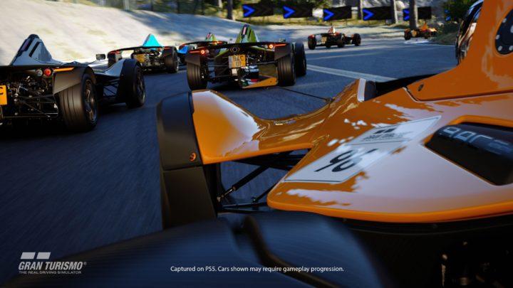 Gran Turismo 7 bylo odloženo na příští rok