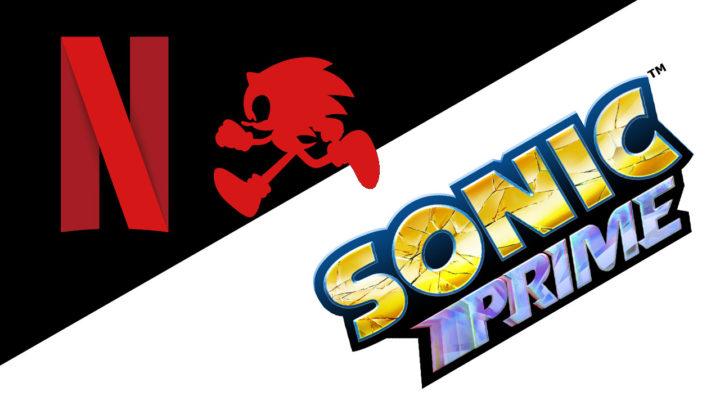 Oznámen animovaný seriál Sonic Prime z produkce Netflixu